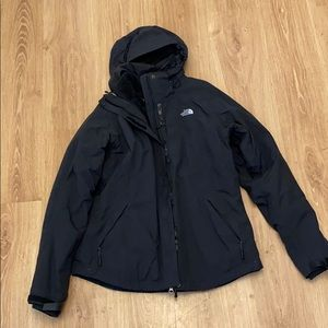 North Face Boundary Triclimate Jacket